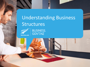 Presentation - Business.govt.nz