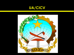 UA/CICV 1. Developing and maintaining a clearance plan, including