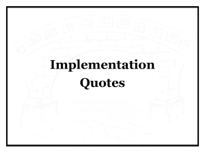 - Implementation-Hub