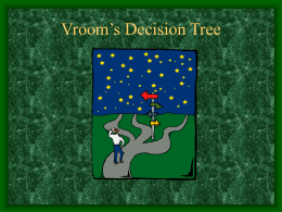 Vroom`s Decision Tree
