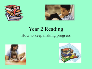 Year 2 Reading
