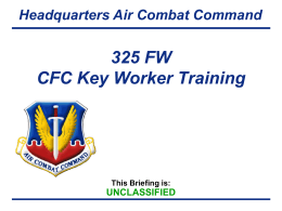 TAFB Key Workers Training - Northwest Florida CFC > Home