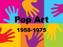 Pop Art Powerpoint