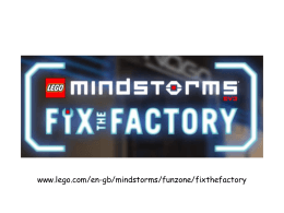 Y2 Fix the Factory