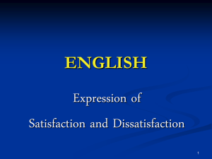 expression-of-satisfaction-and-dissatisfaction