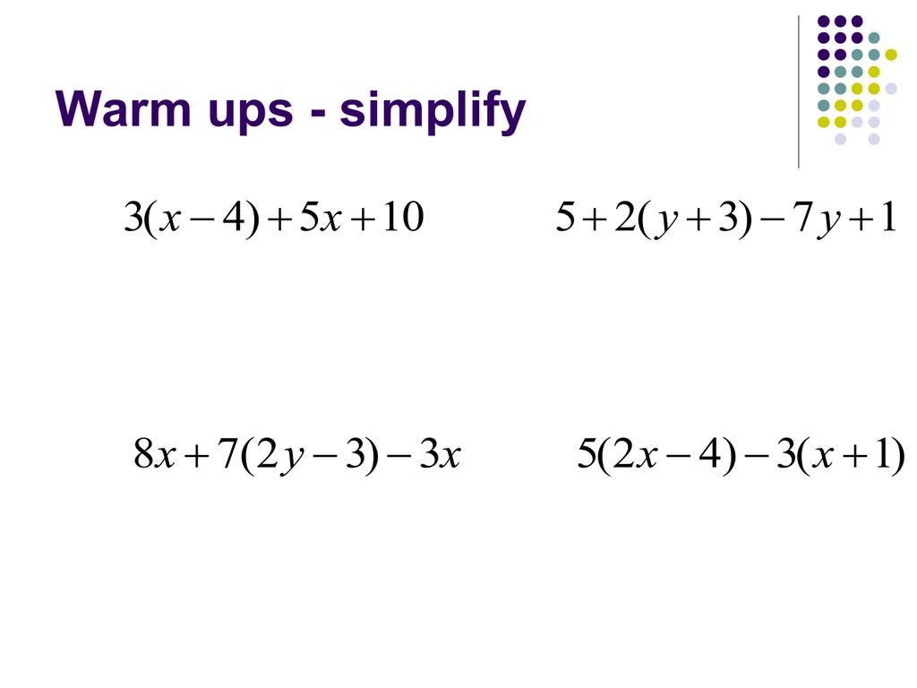 Answer To Homework