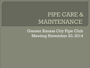 Pipe Inspections - Florida Department of Transportation