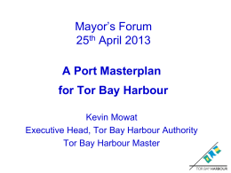 Waterfront - Torbay Council