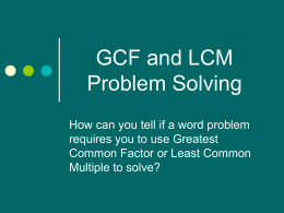 Solving_GCF_LCM_Word_Problems_PowerPoint