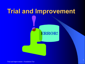 Trial_and_Improvement