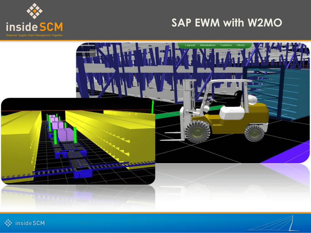 SAP EWM with W2MO