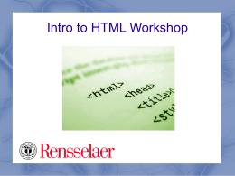 HTML_workshop_1