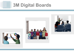 3M™ Digital Board Demo