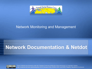 network-documentation-and