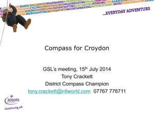 Your title here - Croydon Scouting