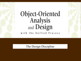 What is Object-Oriented Design?