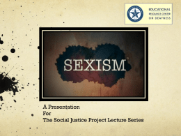 Sexism_Lecture
