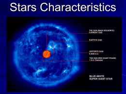 StarCharacteristics