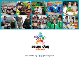 Sewa Day KS2 Assembly Presentation