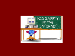Internet SafetyK5