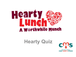 Eat well plate Quiz
