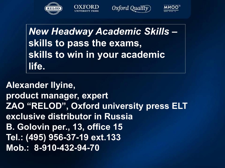 حل تمارين كتاب academic skills level 2