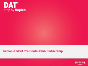 File - Pre-Dental Club at MSU
