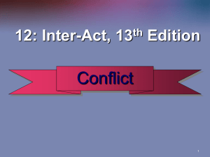 Chapter12_Conflict
