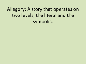 Symbols in Lord of the Flies
