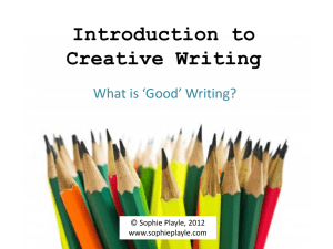 Introduction-to-Creative-Writing