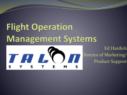 NTAS 2010: Talon Systems