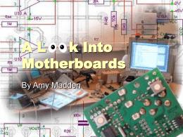 am - a look into motherboards