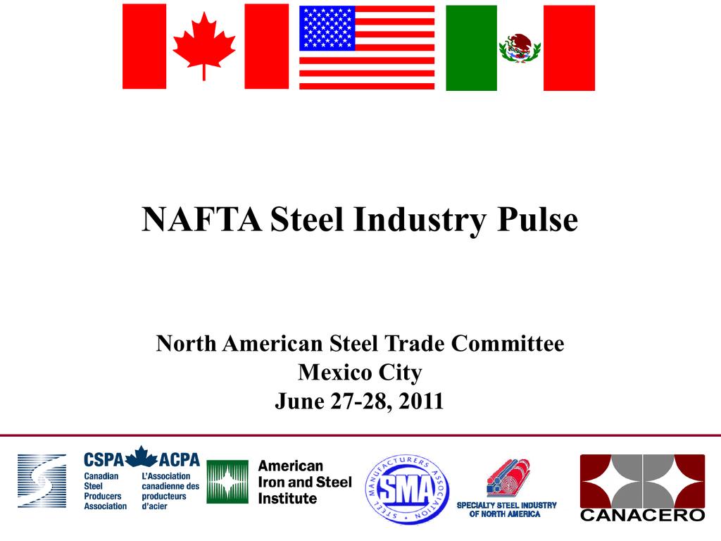PPT - Steel Manufacturers Association