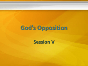 Session V Powerpoint..