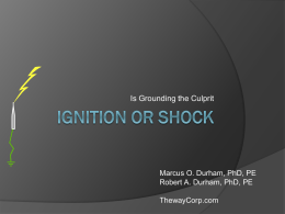 Ignition or Shock - Theway Corp Home