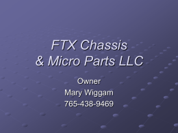 FTX CHASSIS