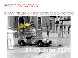 21-23 June 2013 - Formula Ford Historic