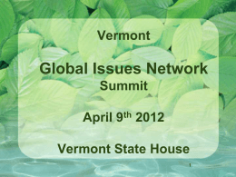 GLOBAL ISSUES NETWORK (GIN)