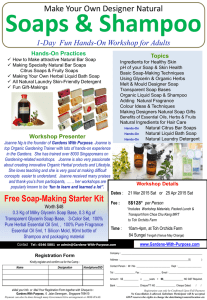 Flyer_1DayOrganicSoapAdults_2015
