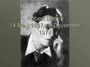 Robert Bartini 14 May 1897