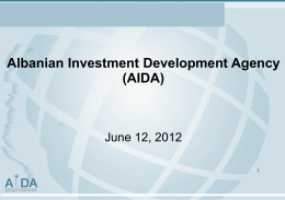 4. Innovation Fund in Albania - WBC
