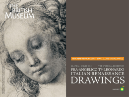 how to look at Italian Renaissance drawings