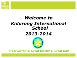 File - Kidurong International School