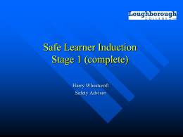 Safe learner induction (complete)
