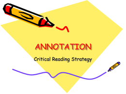 How to Annotate Powerpoint