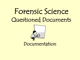 Question Documents