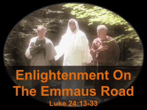 EnlightenmentOnTheEmmausRoad