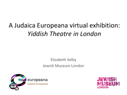 Virtual Exhibitions