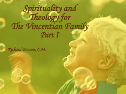 the new Evangelization - VinFormation