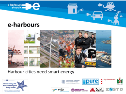 e-harbours general Powerpoint